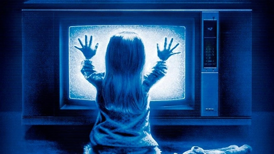 "In the 1982 Steven Spielberg movie ""Poltergeist,"" demons are watching a family from within their TV. Who's watching through your TV today?"