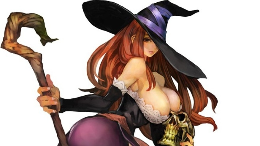 Although both the men and the women have magnified attributes in Dragon's Crown, whether it be ridiculously muscular arms or diving cleavages, the depiction of women is sexualized to the point of absurdity.