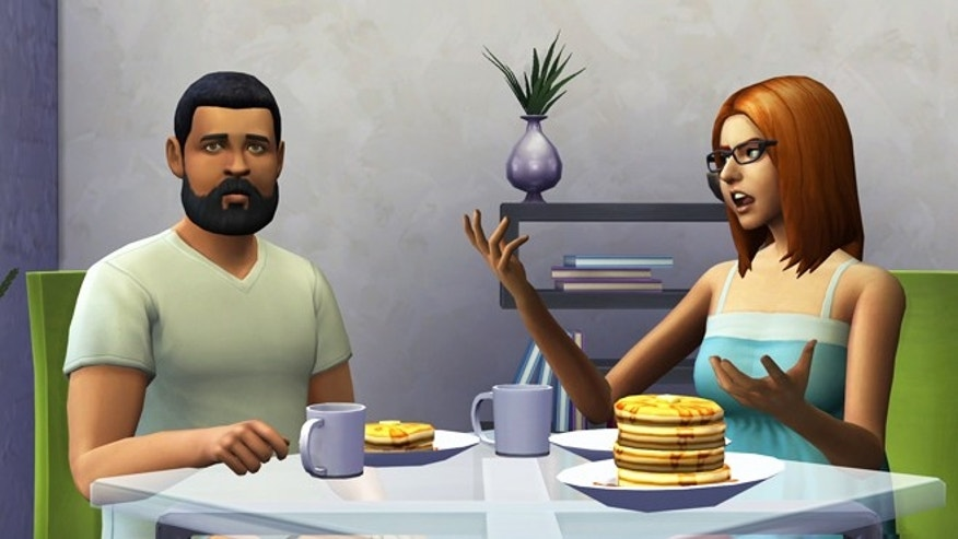 The fourth edition of Maxis' successful life-simulating game will include more expressive versions of the virtual people whose lives players can manipulate.