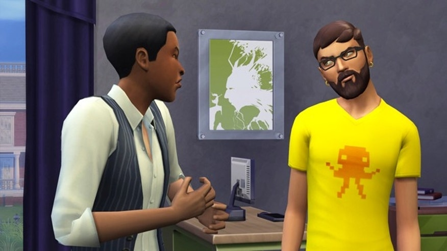 The fourth edition of Maxis&#39&#x3b; successful life-simulating game &quot&#x3b;The Sims&quot&#x3b; will include more expressive versions of the virtual people whose lives players can manipulate.