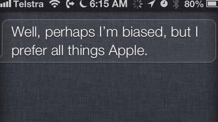It's a touchy subject but Siri is willing to offer an opinion if she is as good as Google Glass.
