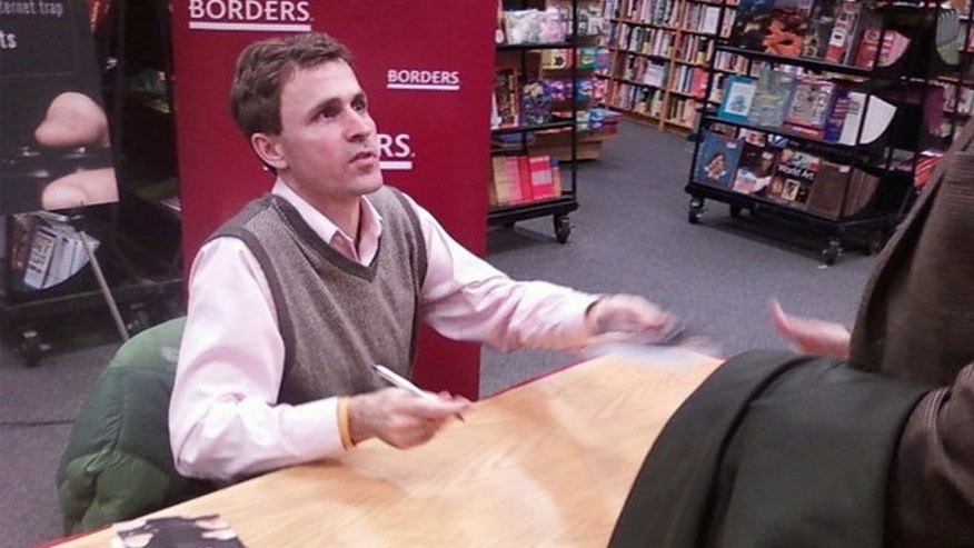Kevin Roberts, 44, has written a book documenting the time in his life he says he was addicted to Internet video games.