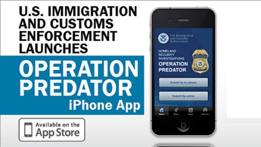 Operation Predator is currently only available on Apple products.