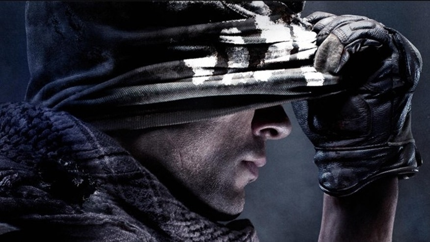 "A screenshot from ""Call of Duty: Ghosts,"" one of a new class of ultraviolent video games with ultrarealistic graphics."