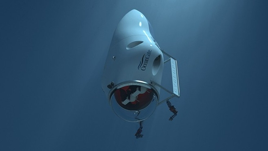 The Cyclops will go deeper than many existing submarines and is due to be commercially available in 2016.