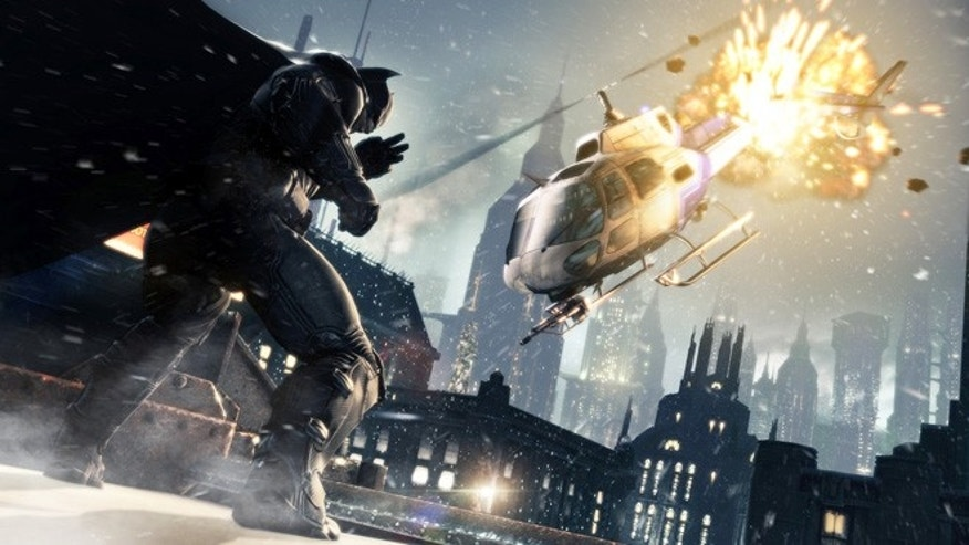 """Batman: Arkham Origins,"" releasing worldwide Oct. 25, 2013, is set several years before 2009's ""Arkham Asylum"" and its 2011 sequel ""Arkham City."""