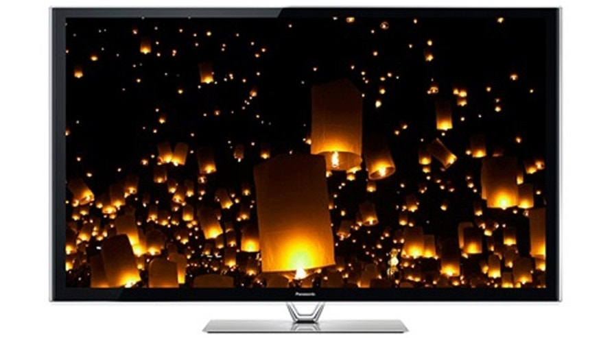 The $1,600 Panasonic Viera TC-P55VT60 is an excellent value, a 60-inch set with a built-in camera for video calling and smart TV services such as Netflix.