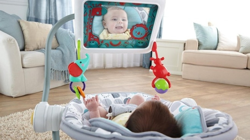 Newborn-to-Toddler Apptivity Seat for iPad by Fisher-Price