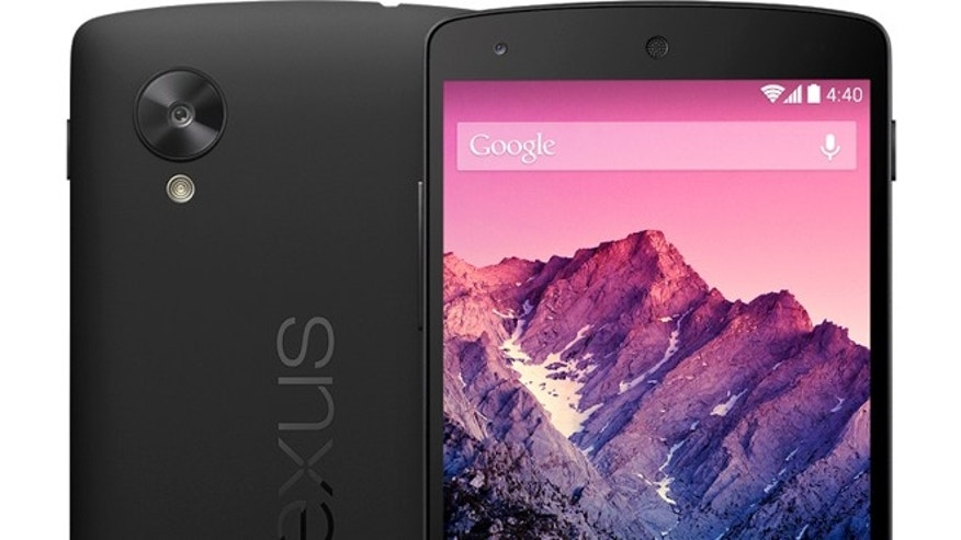 The new Nexus 5 is the slimmest and fastest Nexus phone ever made, powered by Android 4.4, KitKat.