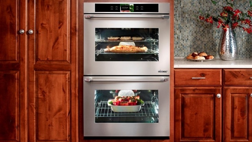 Dacor Discovery IQ smart oven.