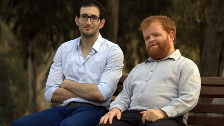 Cyactive co-founders Shlomi Boutnaru (L) and Liran Tancman (R).