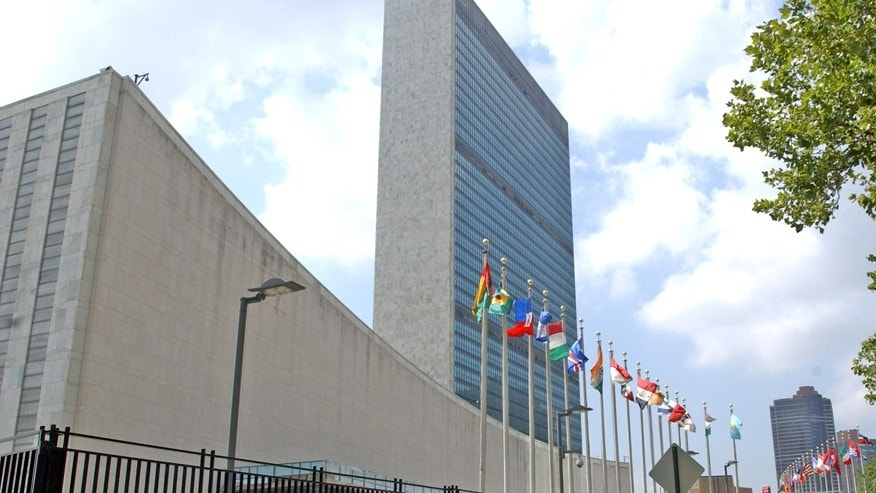 United Nations-Renovation