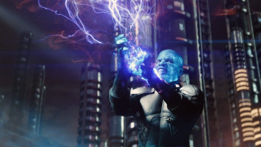 How Jamie Foxx turned into 'Spider-Man 2's' Electro | Fox News