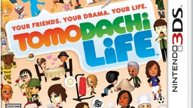 "This photo provided by Nintendo shows the cover of the video game, ""Tomodachi Life."""