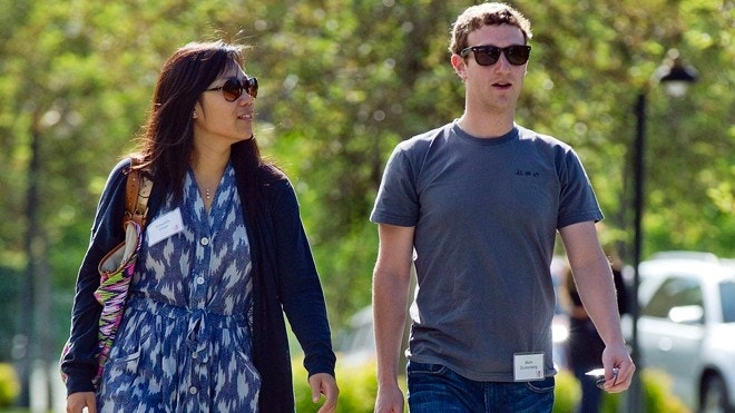 Facebook CEO Zuckerberg gives $120M to Calif. schools