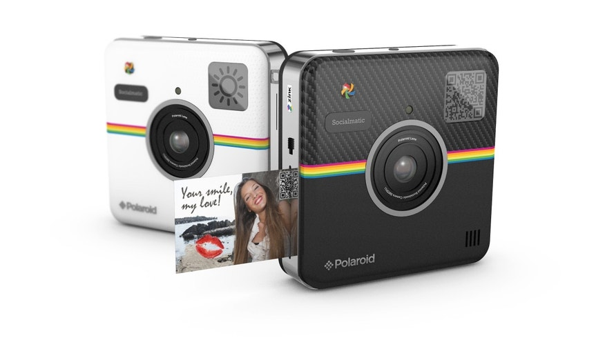 Polaroid Socialmatic.