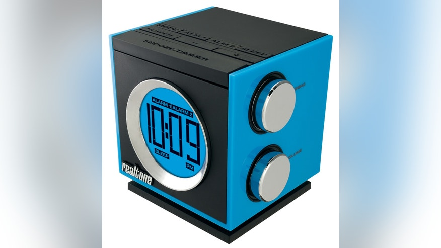 iHome RT205 Clock Radio.