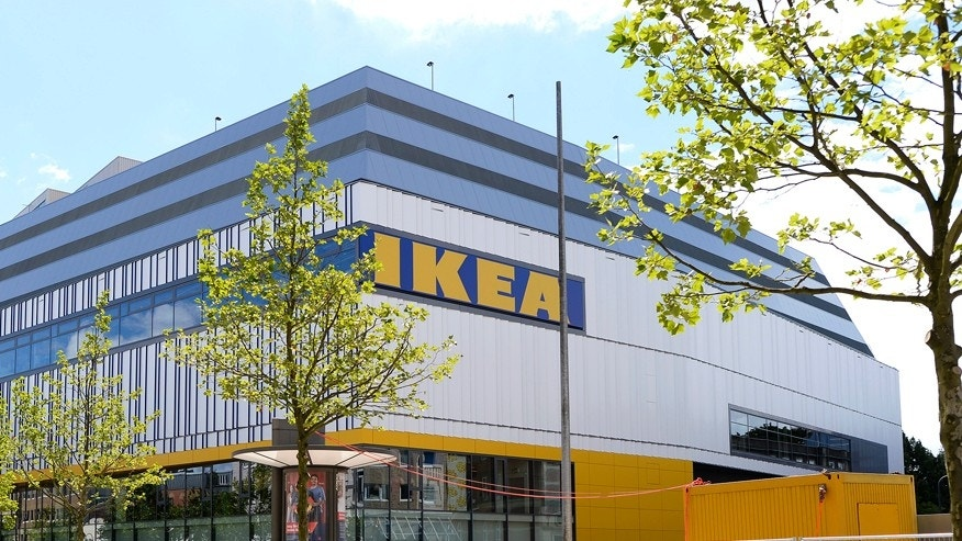 General view of IKEA's first city centre store in Hamburg June 25, 2014. Sweden's IKEA, the world's biggest furniture chain known for its sprawling out-of-town showrooms, is opening its first city centre store as it responds to a shift in shopping habits to smaller local stores and the Internet. While IKEA has already opened a few stores closer to city centres than usual in countries like Britain and Japan, its new building in the northern German port city of Hamburg is the first time it will be in a central pedestrian shopping zone. REUTERS/Fabian Bimmer (GERMANY - Tags: BUSINESS) - RTR3VQE9