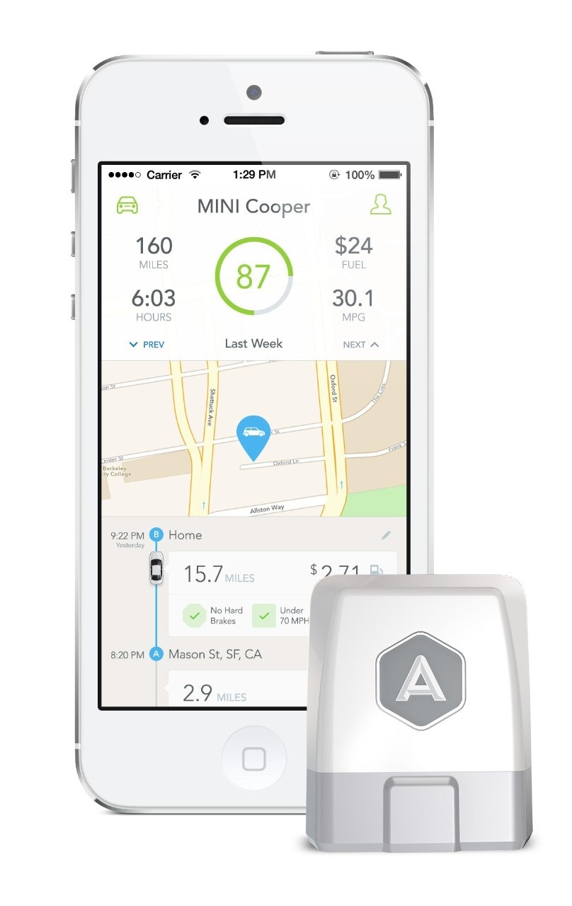 Automatic's License+ feature offers real help for new teen drivers
