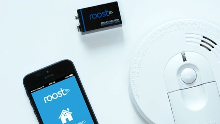 Roost Smart Battery.