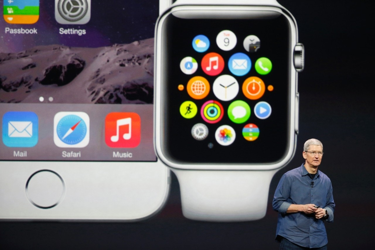 Apple updates its website with more details on the Apple Watch