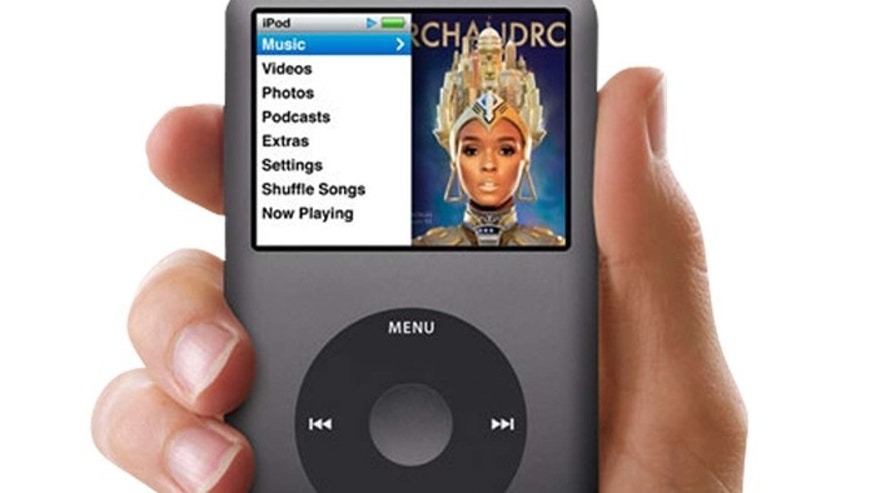 The iPod Classic was discontinued by Apple, but it has come back as a hot Christmas present.