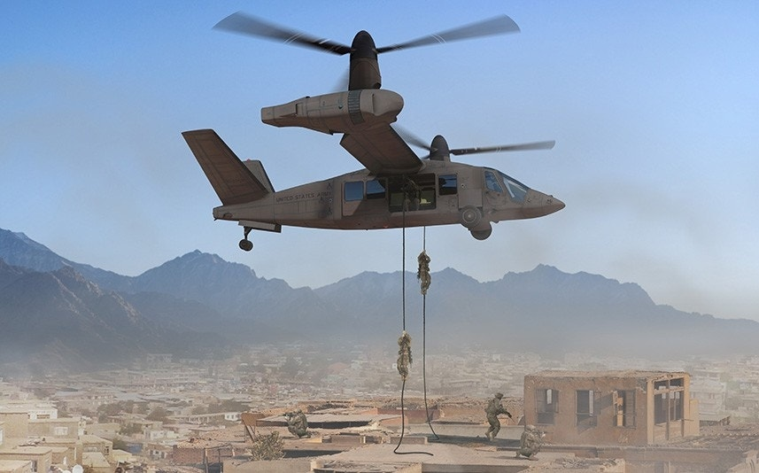 3 cool new military helicopters, plus an amped up Apache