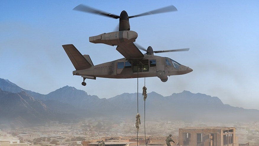3 cool new military helicopters, plus an amped up Apache ...