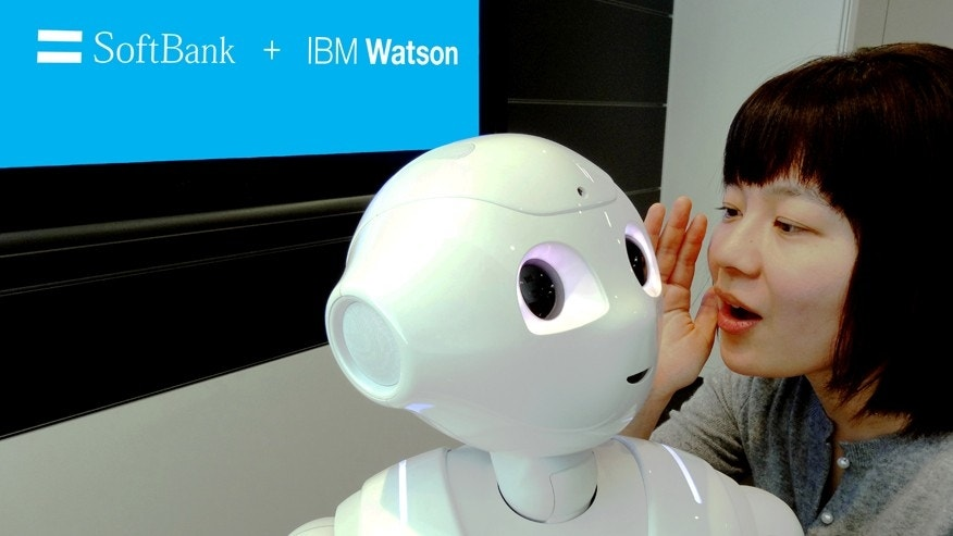 IBM's Watson supercomputer learns Japanese, set for robot launch