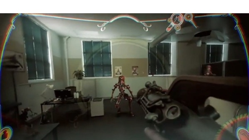 Screenshot from Magic Leap YouTube video