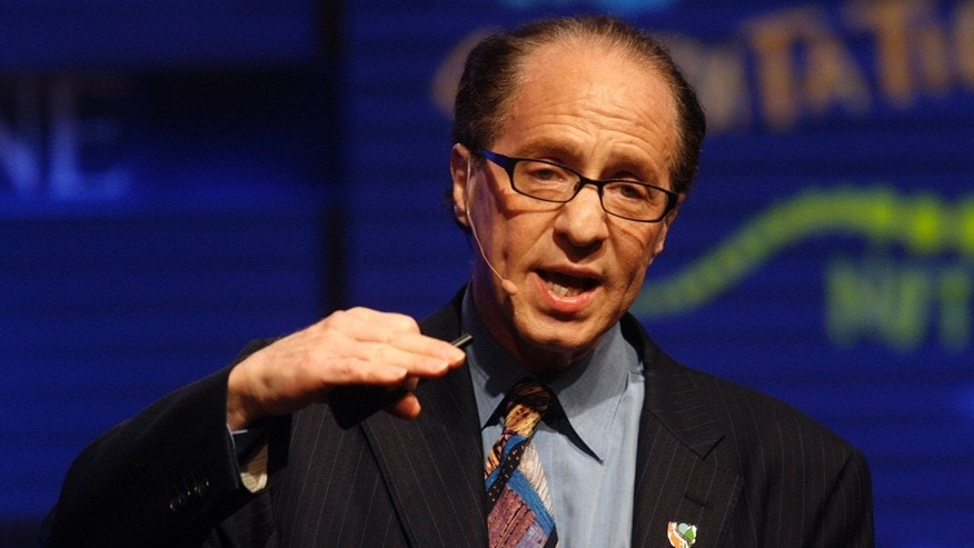 File photo - inventor Raymond Kurzweil speaks at the Fortune Brainstorm Tech conference in Pasadena, Calif. July 24, 2009.