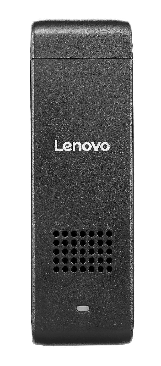Lenovo's first PC on a stick costs $129, runs Windows 10, even has a speaker