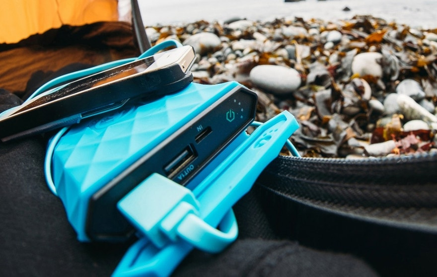 Kodiak Plus - Waterproof Powerbank