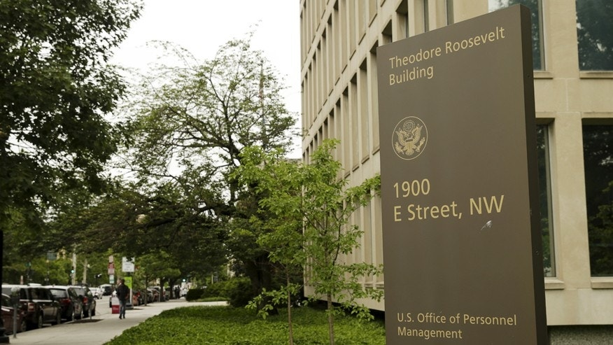 File photo - The U.S. Office of Personnel Management building in Washington June 5, 2015.