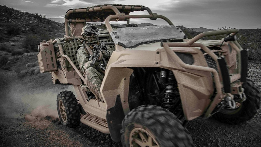 Polaris Defense MRZR2