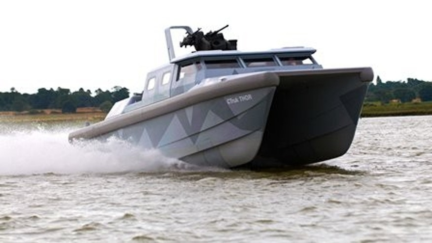 CTruk taps THOR for new military workboats