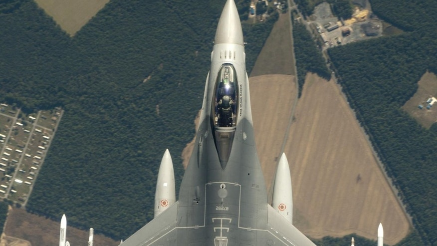 Meet 'Viper' – the newest F-16 Fighter