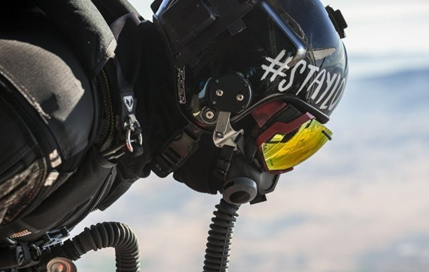Former Navy Seal Smashes Wingsuit Distance Record In