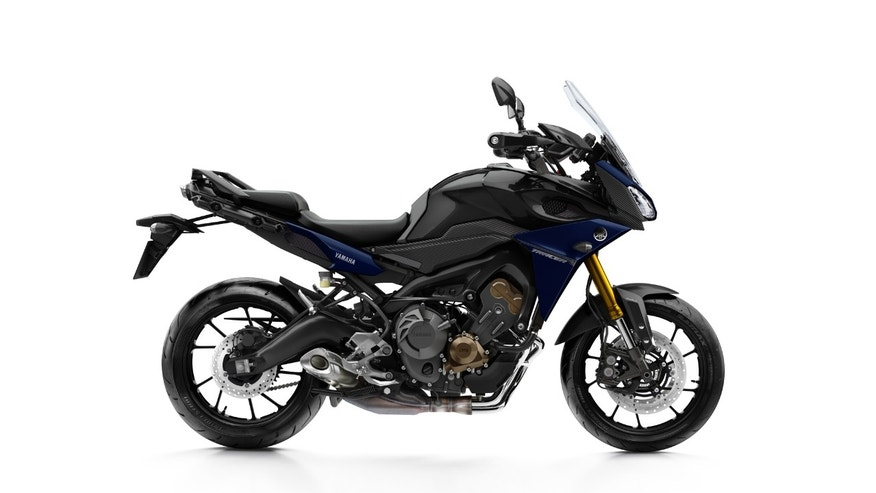 The MT-09 Tracer. (Yamaha)