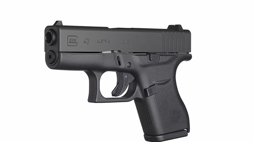 Glock shows off tiny pistol that is easy to hide