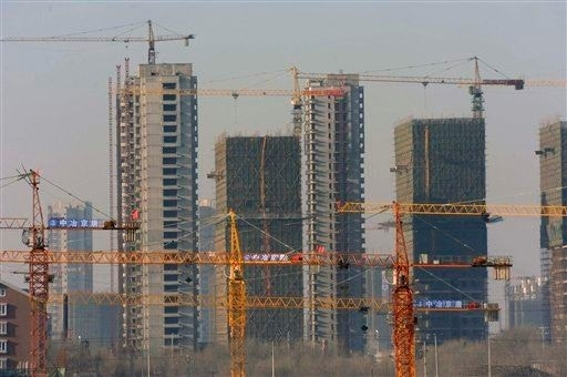 New tech search reveals China's elusive 'ghost cities'