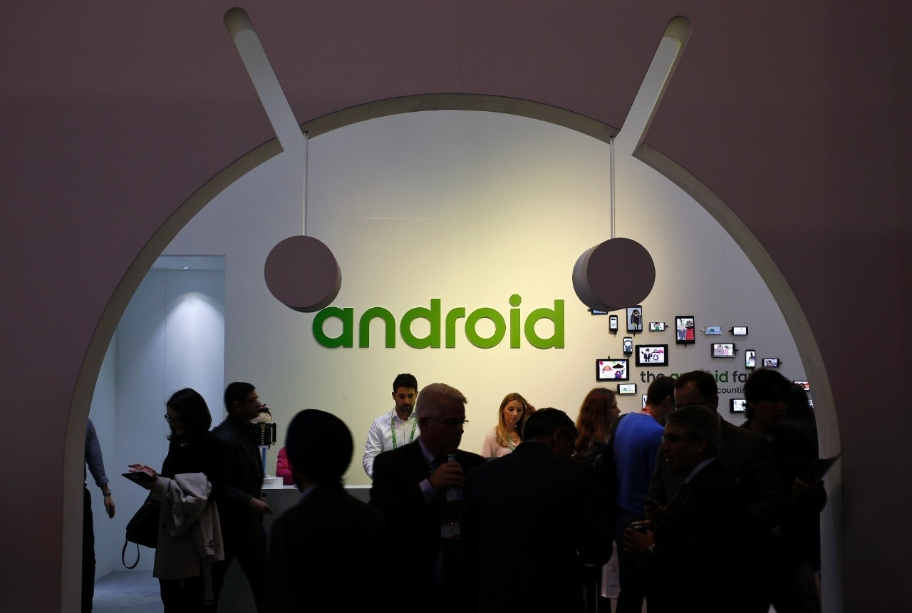 Google's picks for 2015's best Android apps