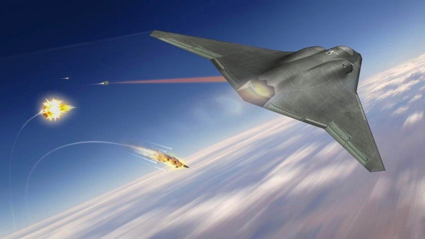 Artist's concept of NG Air Dominance (Northrop Grumman).