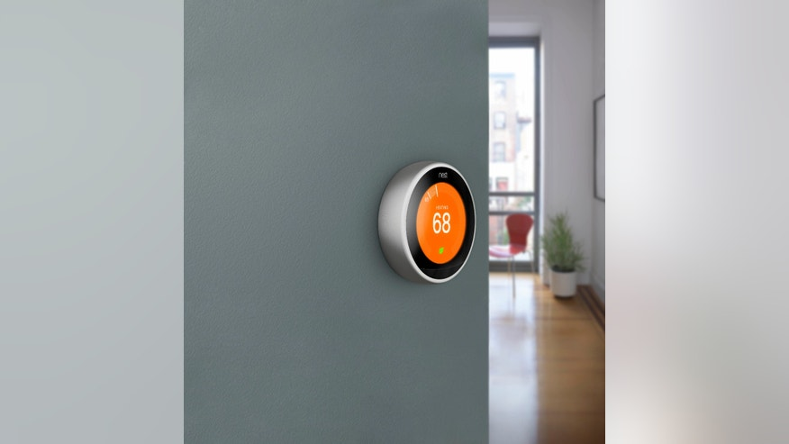 3rd generation Nest Learning Thermostat. (Nest)