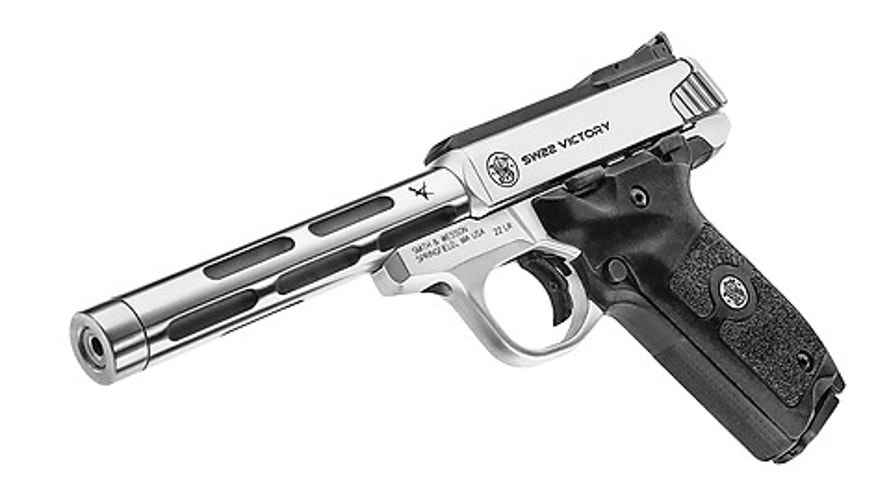Smith & Wesson SW22 Victory (Smith & Wesson)