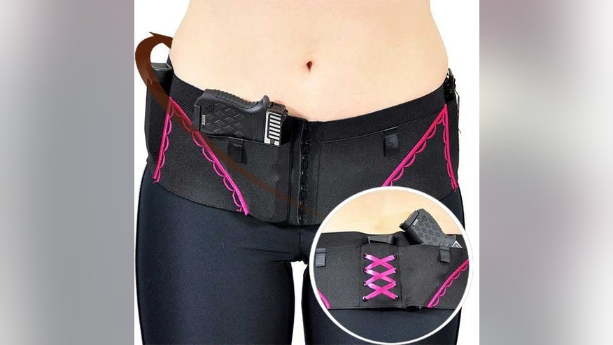 Micro Hip Hugger Holster (Can Can Concealment).