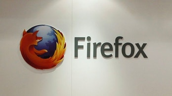 Feb. 28, 2013: The Firefox logo is seen in this file photo.