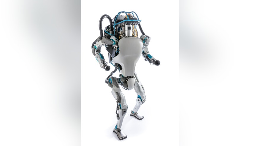 Atlas Robot (Boston Dynamics)