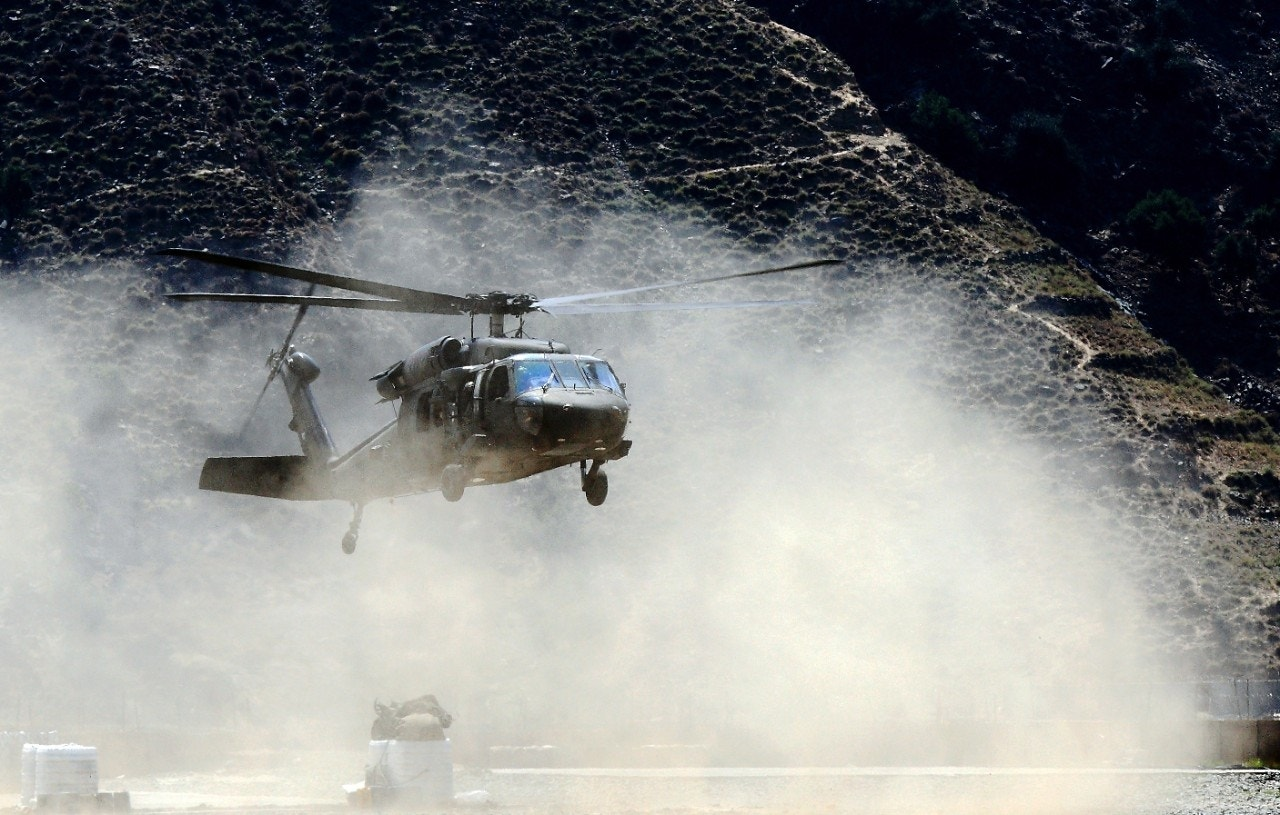 New tech gives US helicopter pilots 'Superman-style' vision