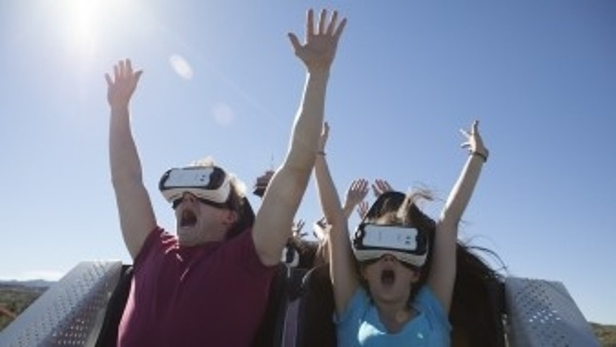 Six Flags plans to introduce virtual reality roller coasters at nine of its parks in North America, using Samsung Gear VR powered by Oculus.